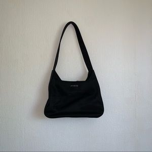 Guess Structured Nylon Black Bag